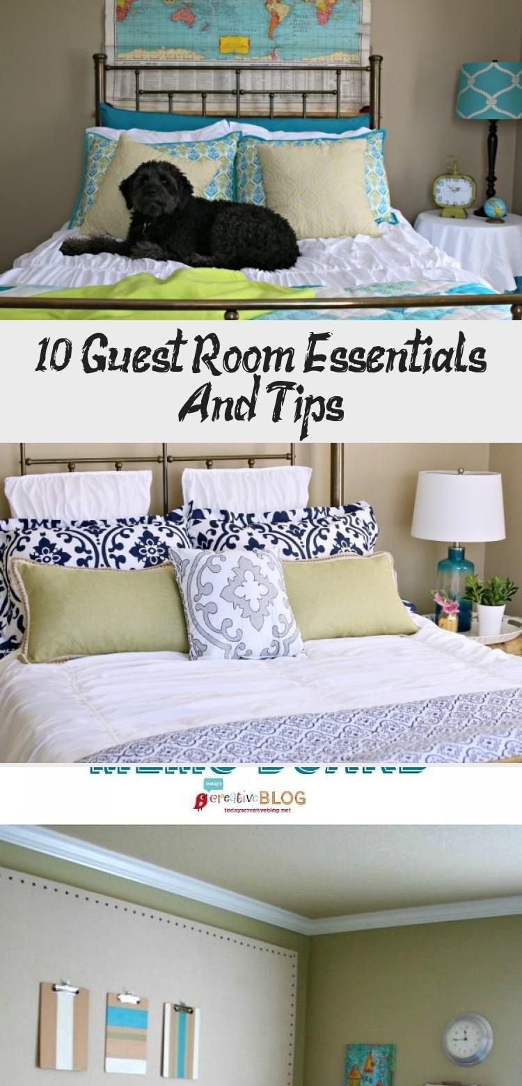 10 Guest Room Essentials And Tips Bilgi Tahtasi In 2020 Guest Room Essentials Room Essentials Room