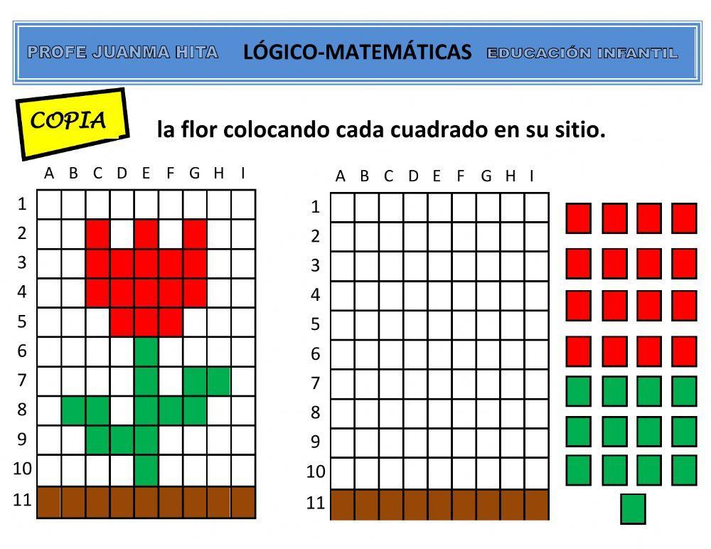 Dibujo Geométrico Ficha Interactiva Y Descargable Puedes Hacer Los Ejercicios Matematicas Primaria Actividades De Matematicas Matematicas Primero De Primaria