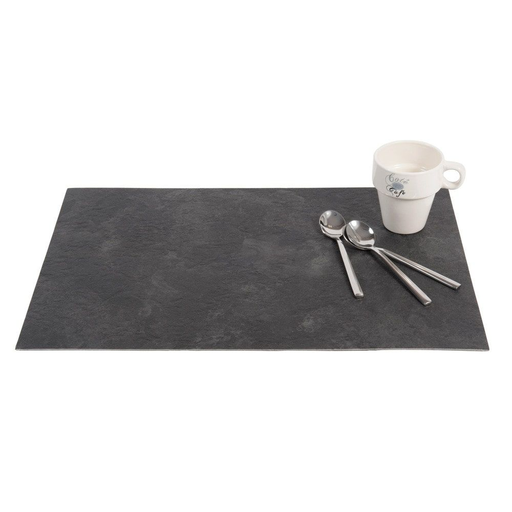 Set de table ardoise 30 x 45 cm | idées/envies | Pinterest ...