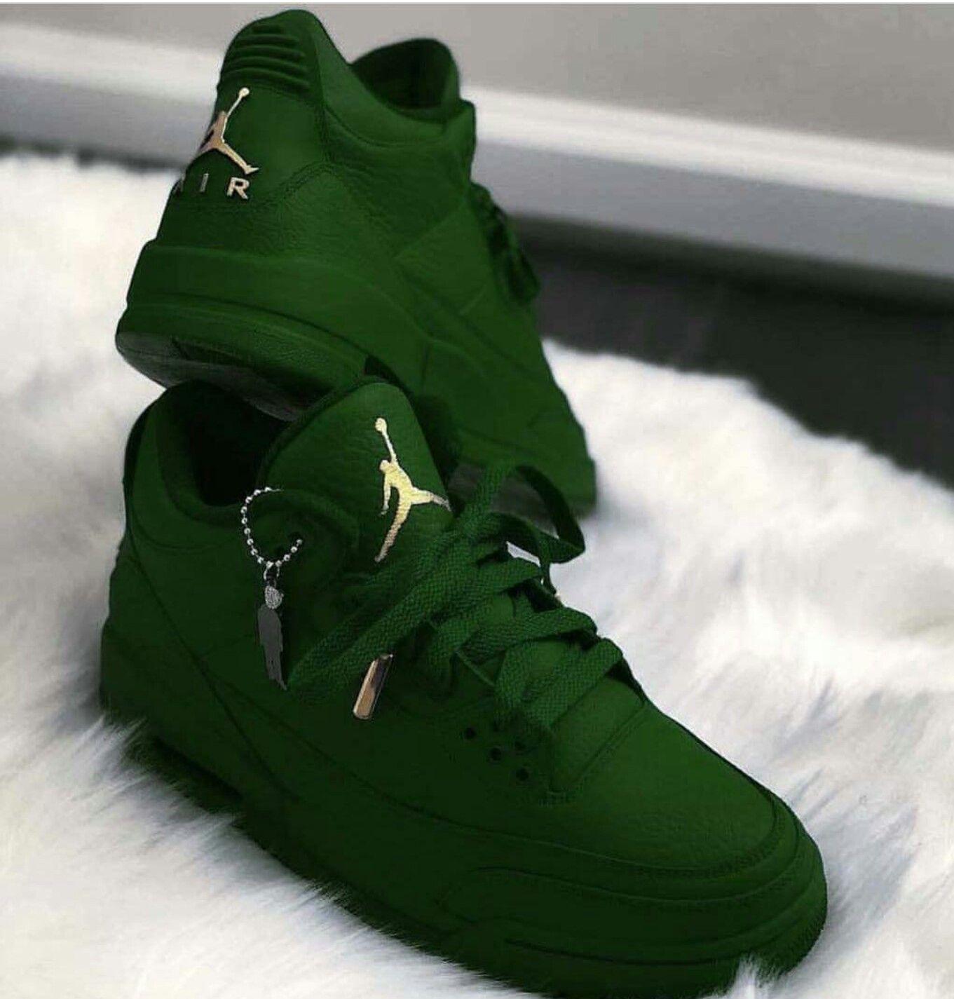official photos 8d19a 901d1 Quiero estas,, espero respuesta Jordans Sneakers, Green Sneakers, Sneakers  Outfit Nike,