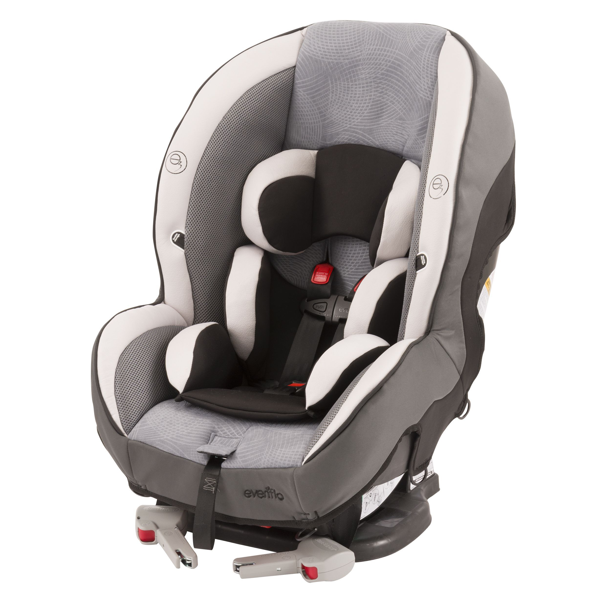 Evenflo Momentum DLX Convertible Car Seat in Bailey Baby