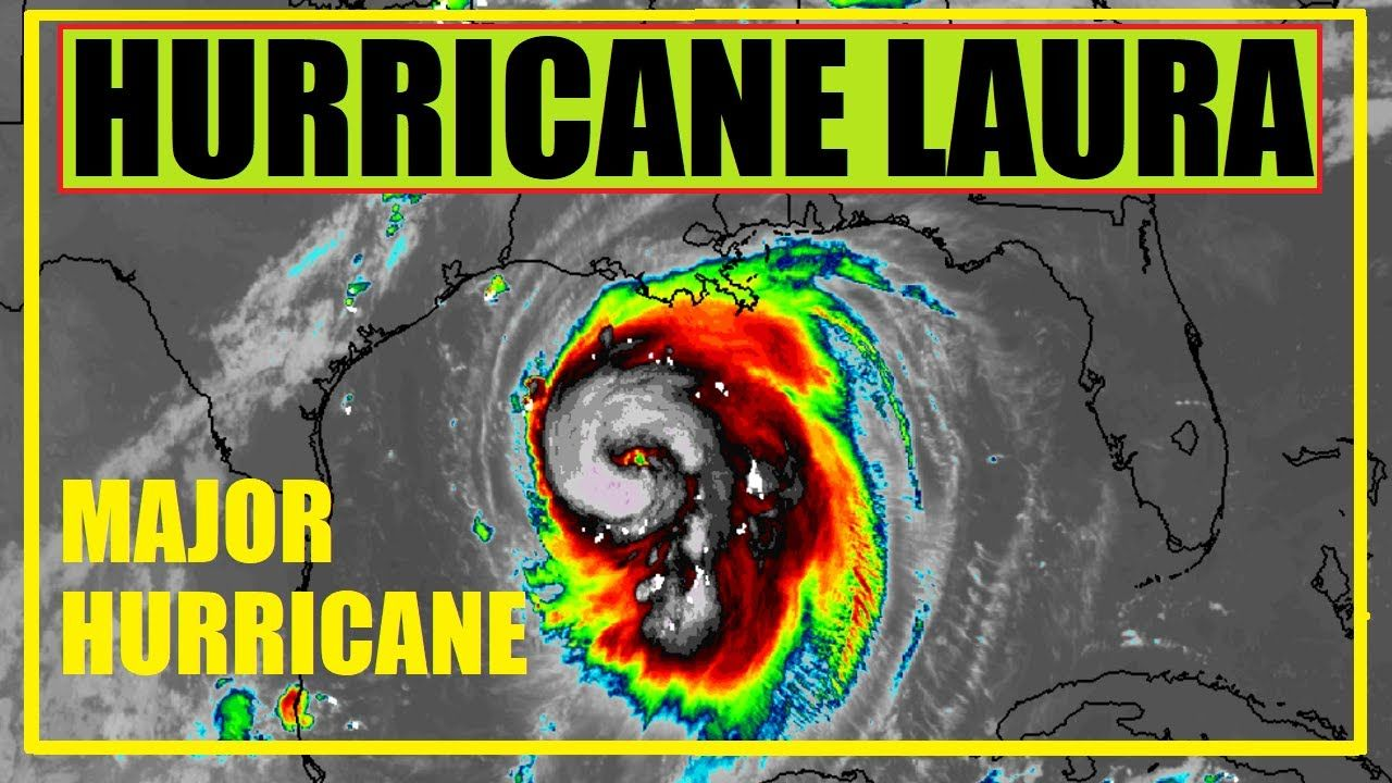 Breaking Major Hurricane Laura Cat 4 Landfall Catastrophic Conditions In 2020 Laura Hurricane Louisiana