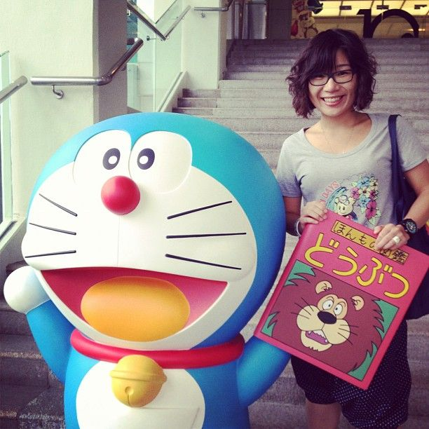 #doraemon - @jennyhowaiyu- #webstagram