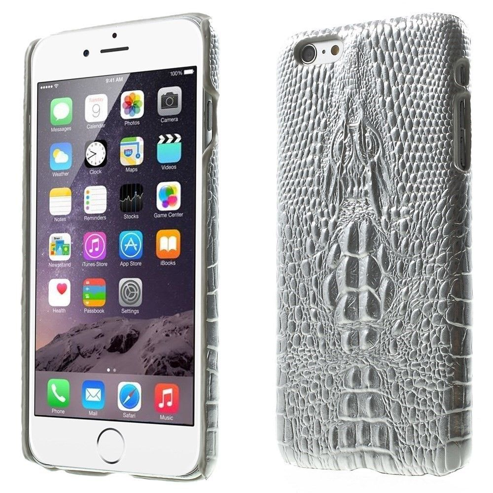 coque iphone 6 transparente crocodile