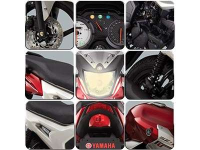 Yamaha SZ16 for sale Price list in the Philippines