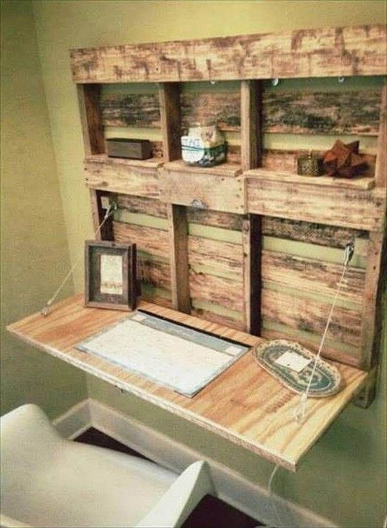 30 Creative Wooden Pallet Projects Diy Ideas Furniture Diy