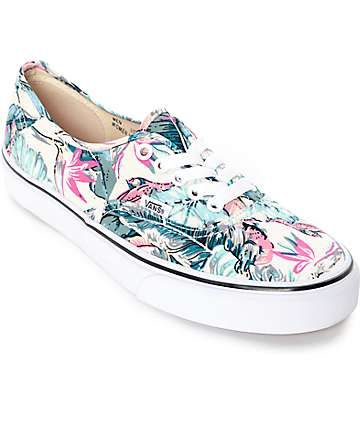 vans off the wall patterned chaussures