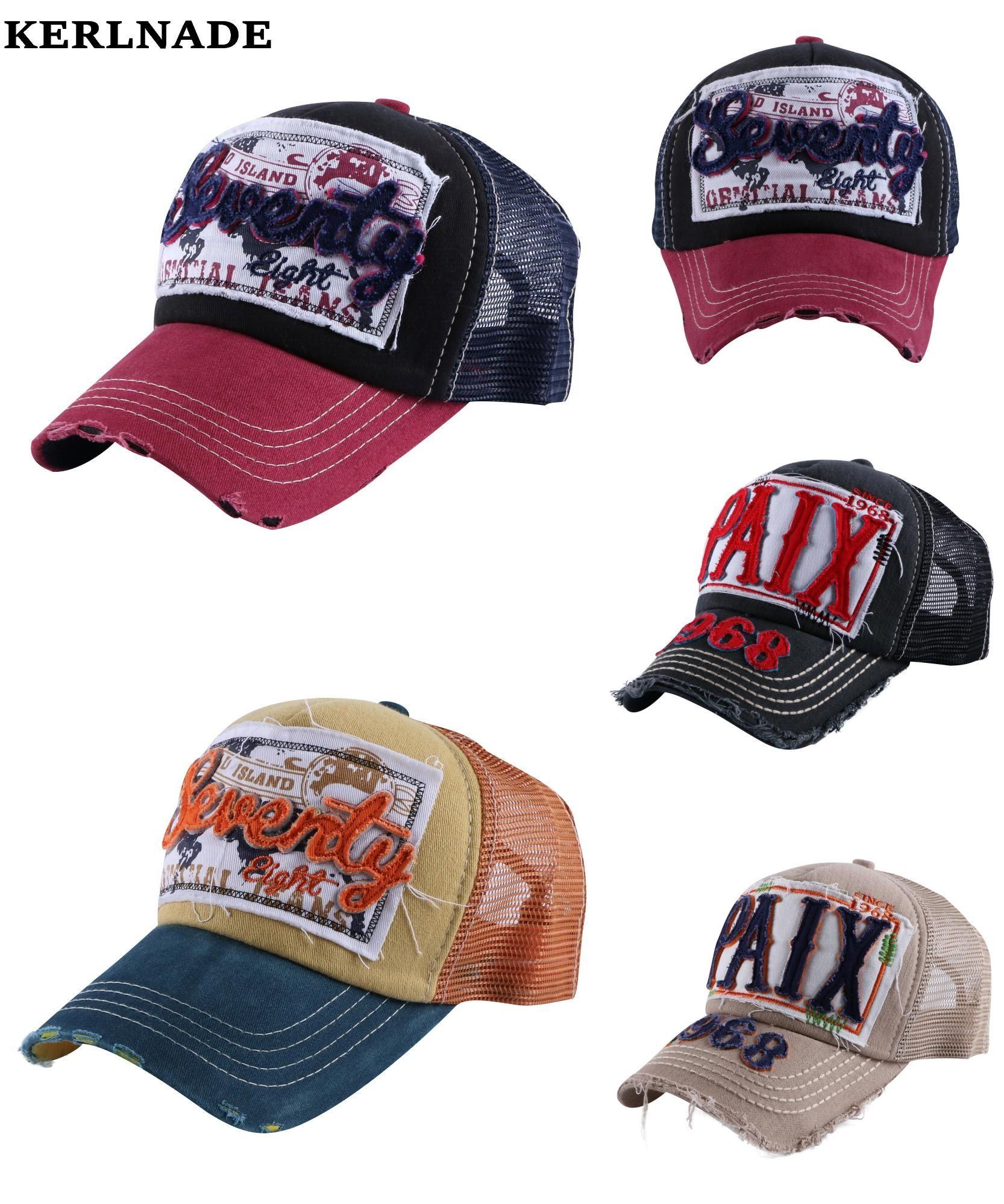 8465ebce3a4  Visit to Buy  men women brand summer hat cap customized embroidery letter  simple sports