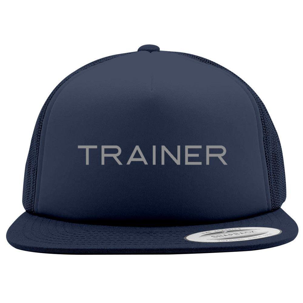 Broad City Trainer Foam Trucker Hat