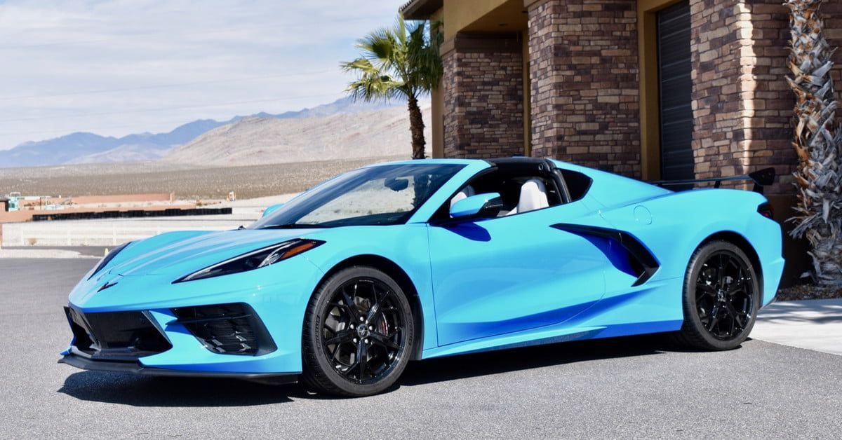 2020 Chevrolet Corvette Stingray First Drive Review Born