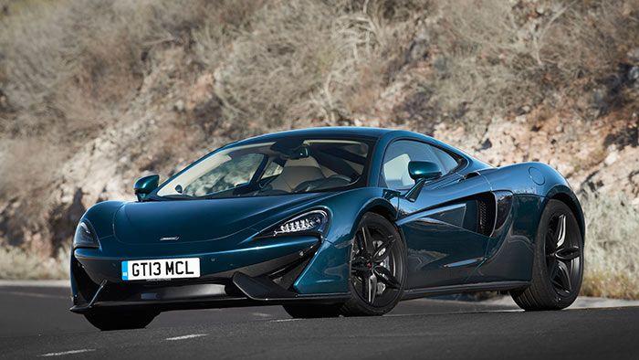 Mclaren 570gt By Mso Concept Revealed In Pacific Blue Super Cars Mclaren Cars Mclaren