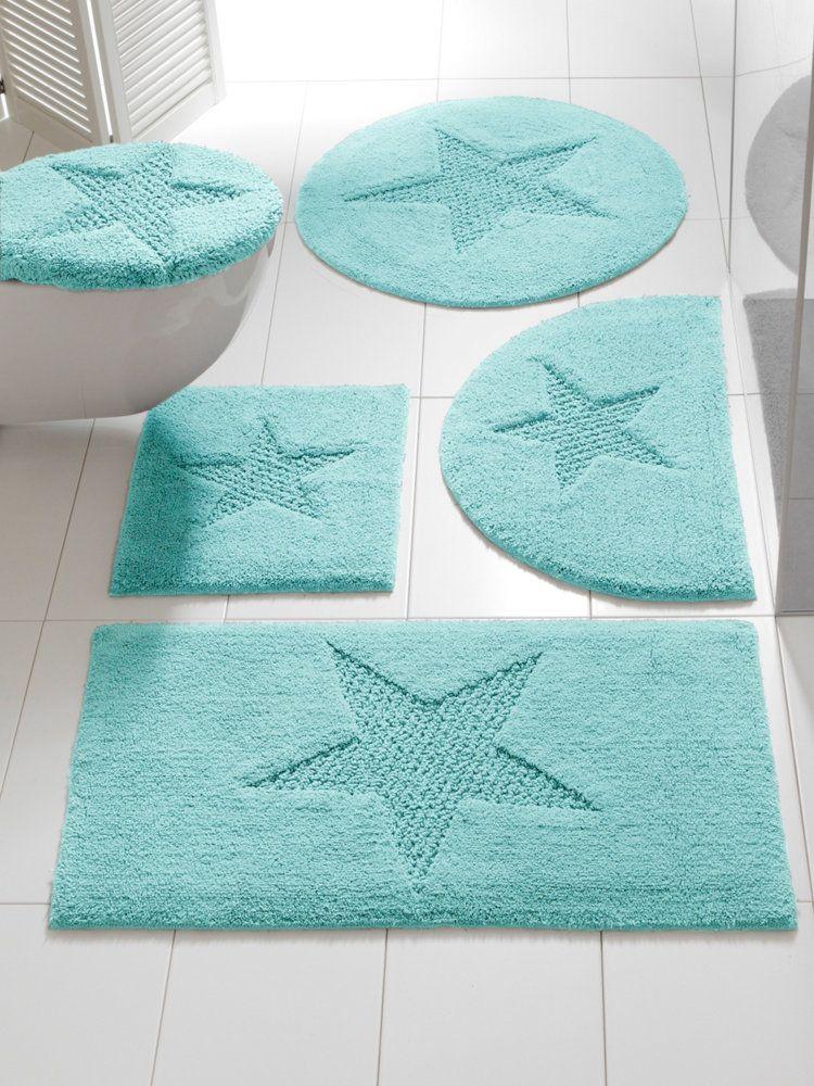 Tapis De Bain Avec Motif Etoile Tapete Para Banheiro Tapetes Frufrus Jogos De Banheiro Croche
