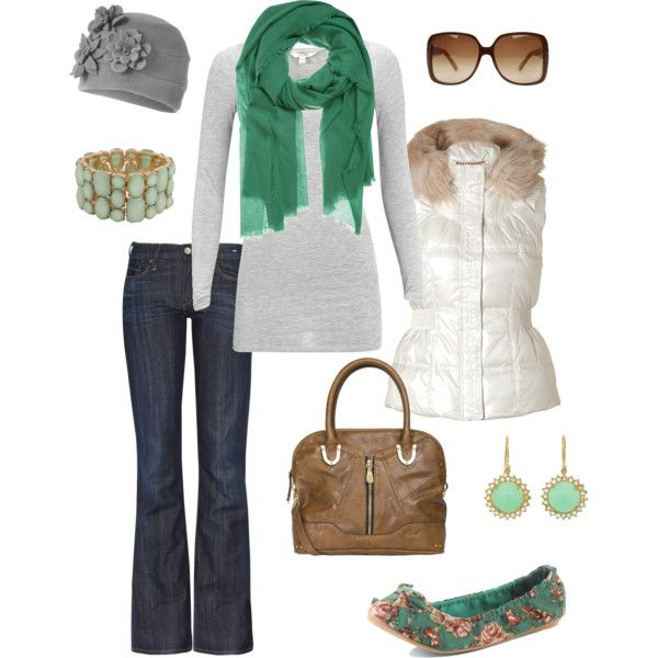 winter weekend on Polyvore