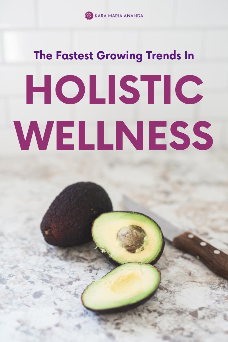 Sano, olistico e caldo: le tendenze in più rapida crescita nel benessere olistico oggi