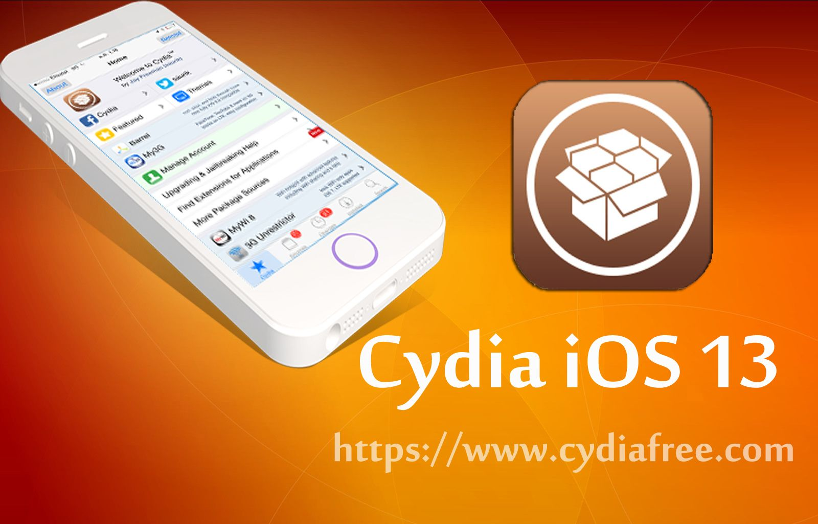 The best tweaks for iOS 13! Cydia iOS 13 is now available
