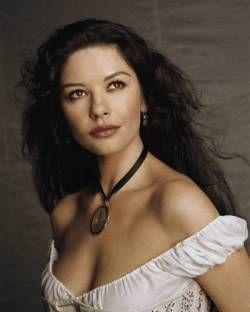 Catherine Zeta-Jones femme de Michael Douglas