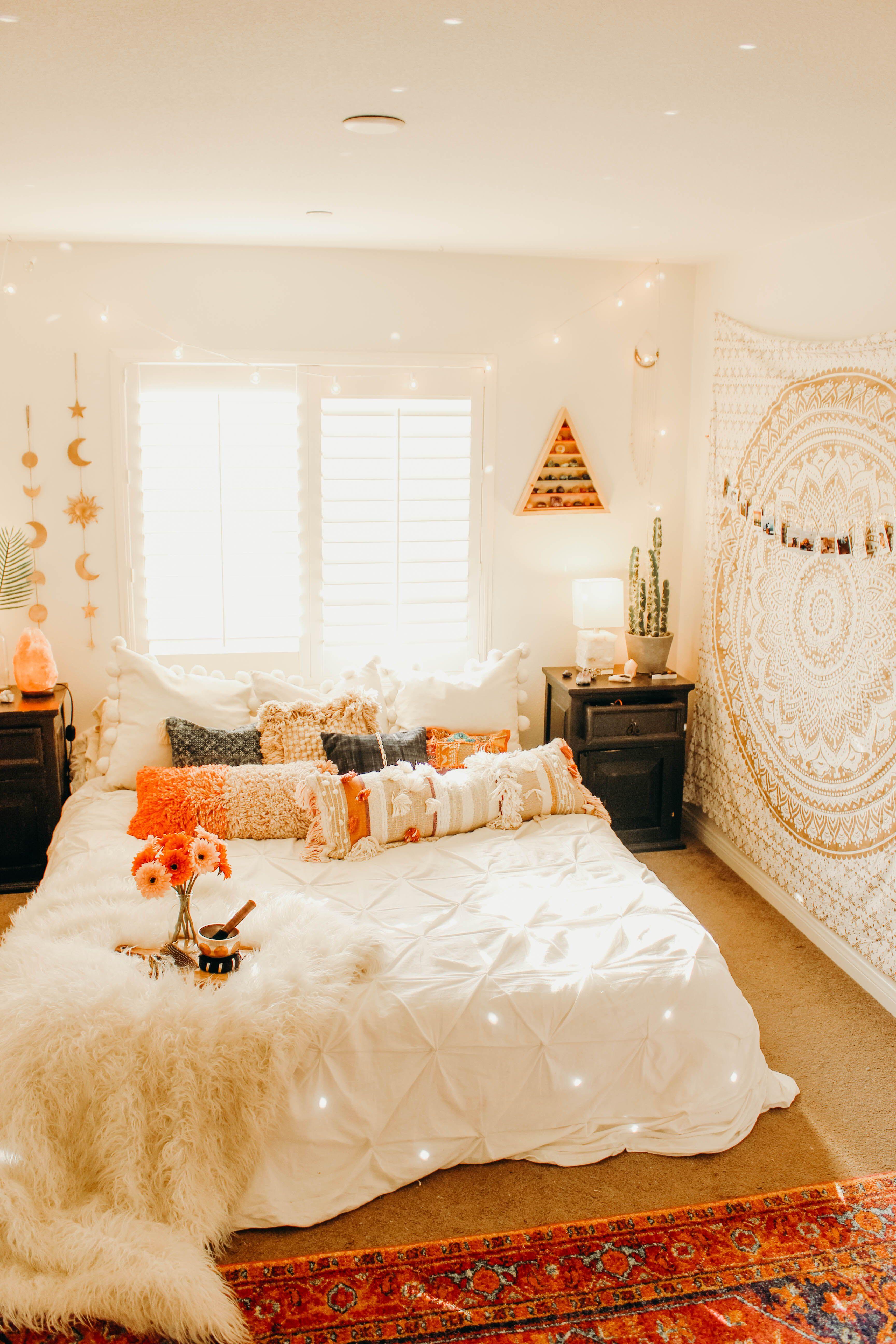 Peachy Celestial Wall Hanging Room Room Decor Bedroom Decor Interior Design Ideas Tzicisoteloinfo