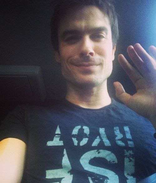 Ian Somerhalder - 11/08/13 - Leaving #tca2013 with brynmooser follow @is_foundation and @ryotnews now b/c we have really cool news… http://instagram.com/p/c5VloZKJ_H/ - Twitter & Instagram Pictures http://instagram.com/iansomerhalder/#