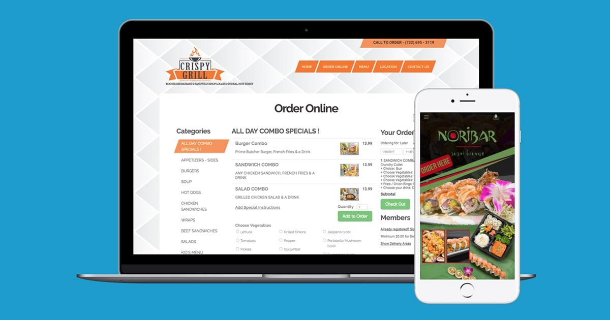 Orders2me Helps Independent Restaurant Owners Get More Orders By Building Their Online Presence And Pro With Images Website Design Independent Restaurants Restaurant Owner