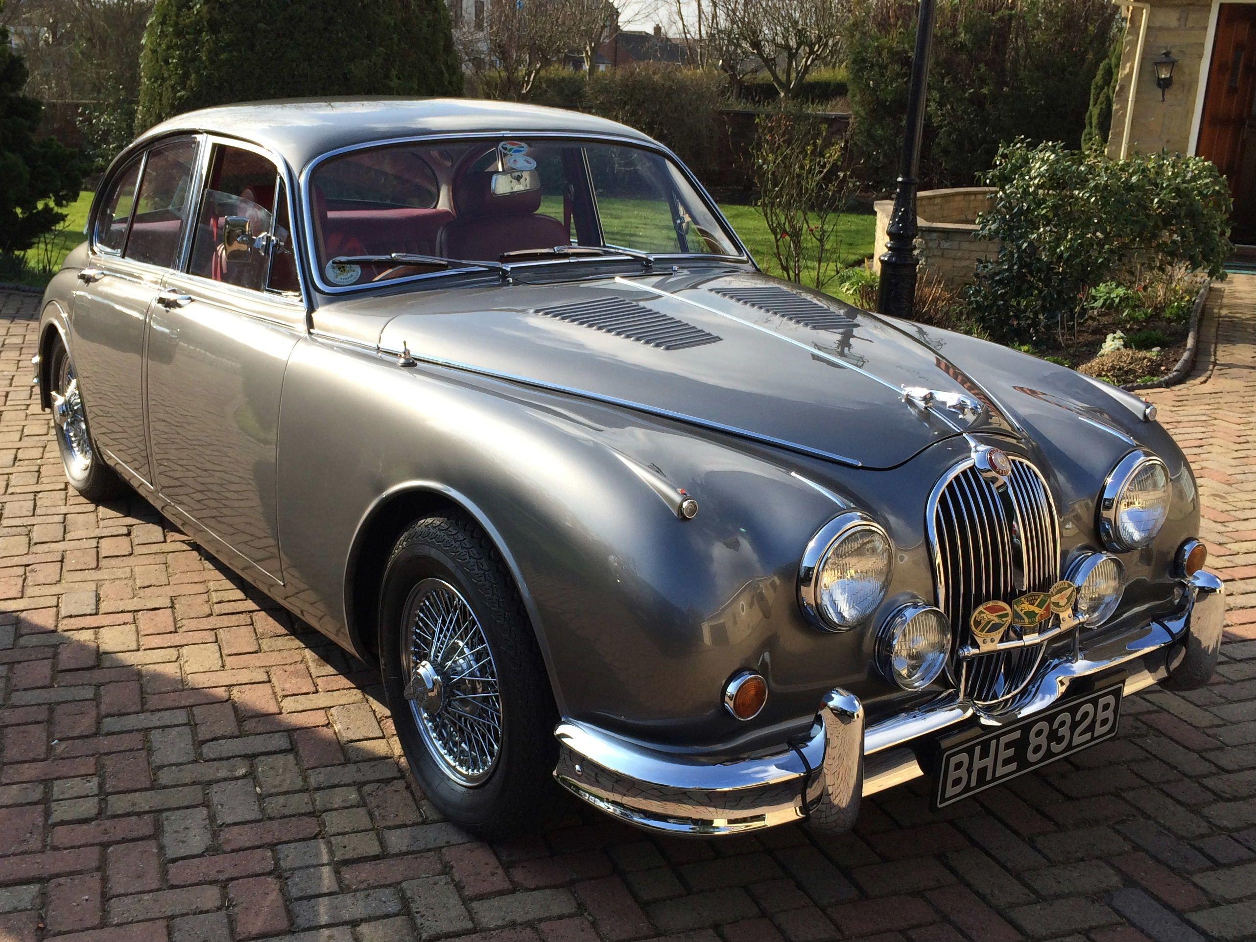 Pin by a1lry on Classic Mk2 Jaguar car, Jaguar s type