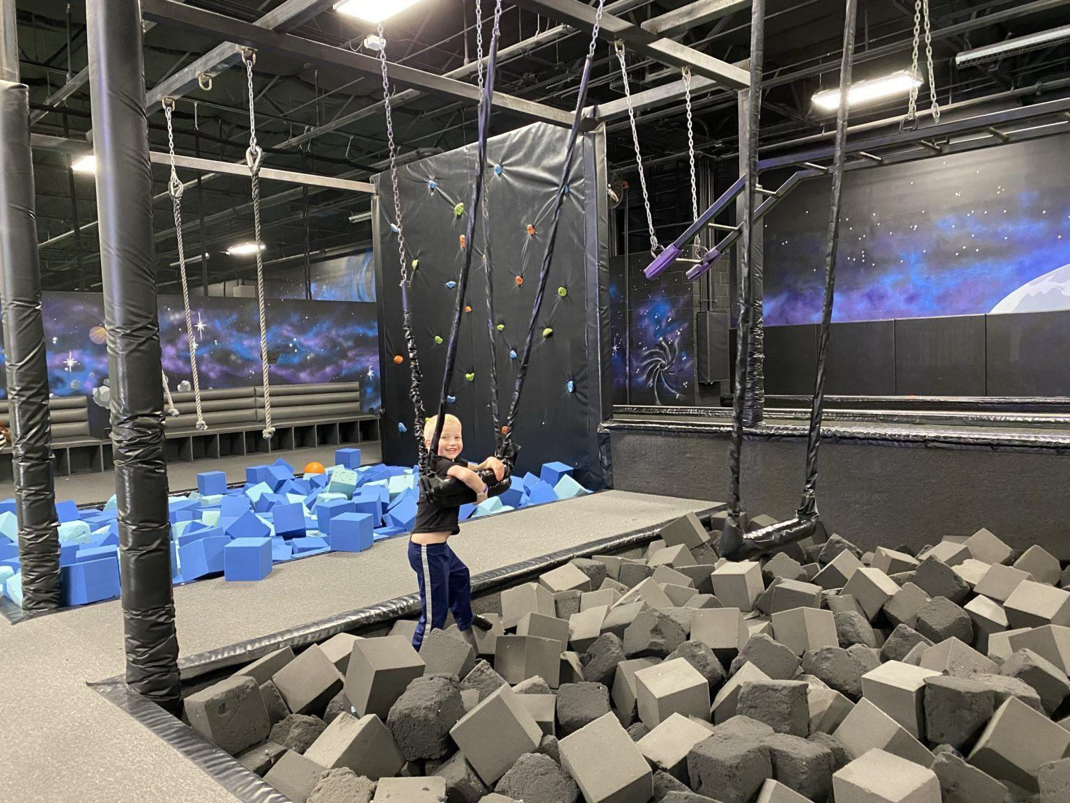 Elevate Trampoline Park In Goodyear Phoenix With Kids In 2020 Trampoline Park Phoenix With Kids Trampoline
