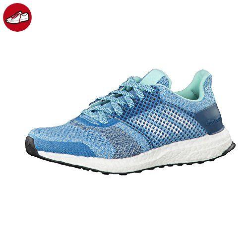separation shoes 47253 a3642 adidas Damen Ultraboost St W Laufschuhe, Mehrfarbig (Aquene  Ftwbla   Petmis),
