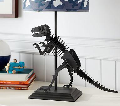 Dinosaur Lamp Base