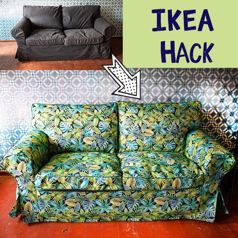 Ikea Hack Sofa Bezug Fur Ikea Ektorp Nahen Bezug Ektorp Fur Hack Ikea Nahen Sofa In 2020 Furniture Design Living Room Diy Sofa Ikea Hack