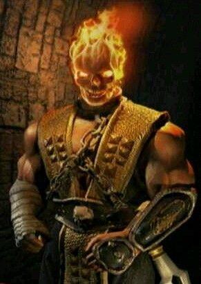 Mortal Kombat Scorpion Unmasked Mortal Kombat Scorpion Mortal Kombat Mortal Kombat Art