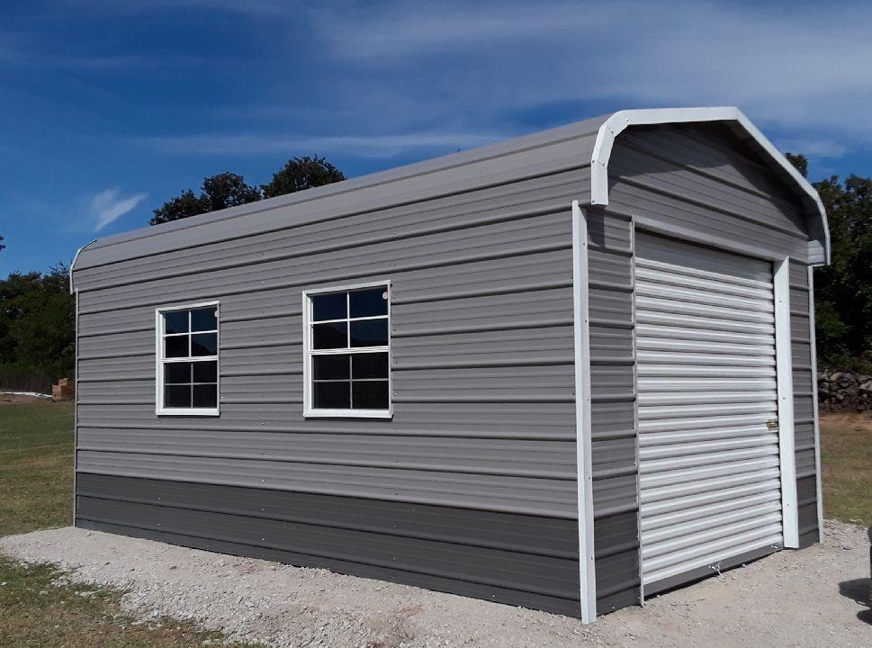 12 x 20' x 9' with 10' x 10' RU Door & Entry door in 2020