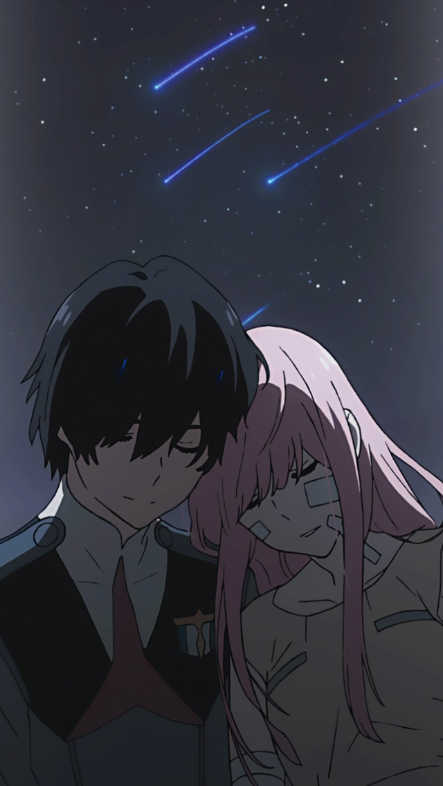 Darling In The Franxx Episodio 22 016 Y 002 Anime Romance Anime Wallpaper Anime