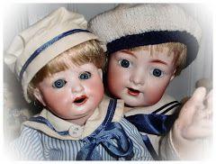 De mooie poppen van Ciska