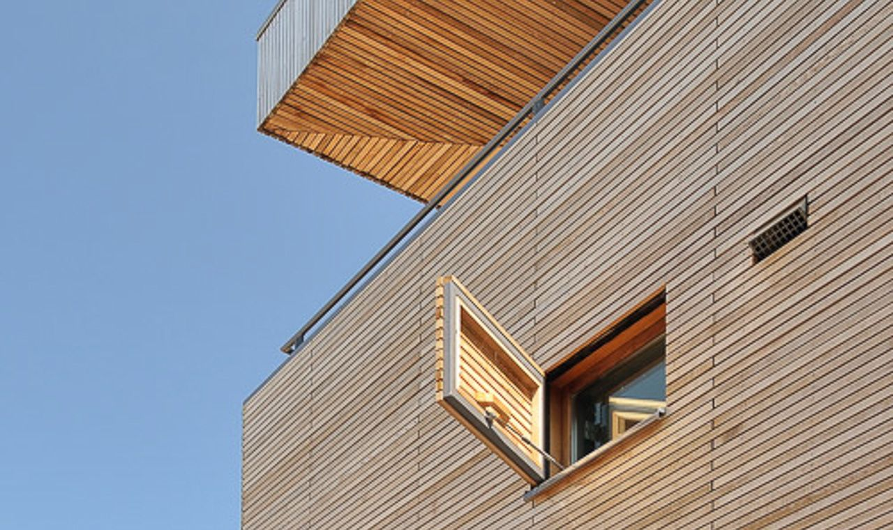 Exterior Timber Cladding