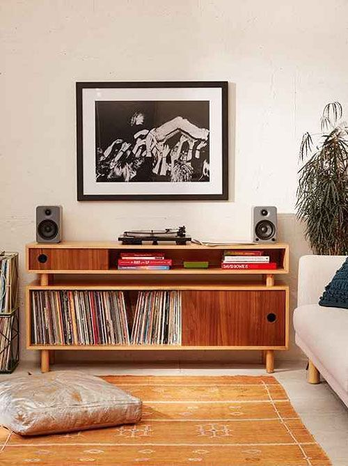 Vinyl furniture: Which model to choose for an interior with a vintage look?