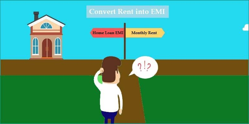Convert Rent To Emi Home Loans Instant Loans Online Personal Loans