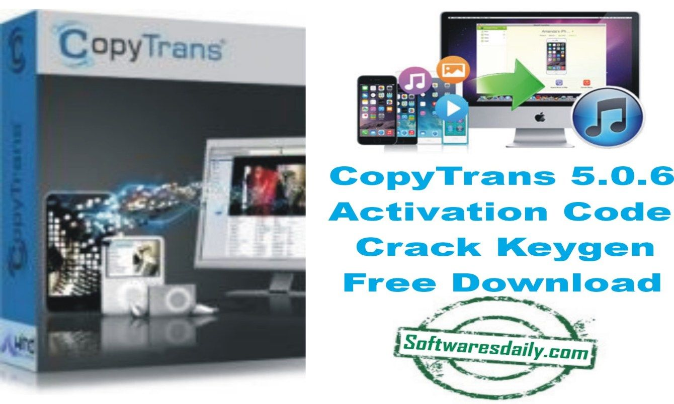 copytrans activation code generator