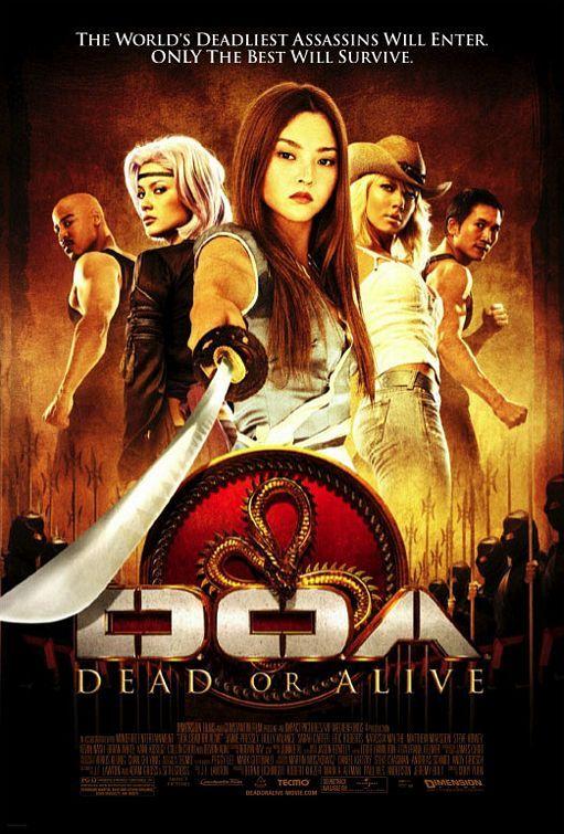 Dead or Alive - Corey Yuen (2006)