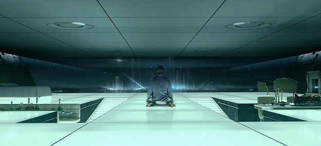 129 Of The Most Beautiful Shots In Movie History: Tron