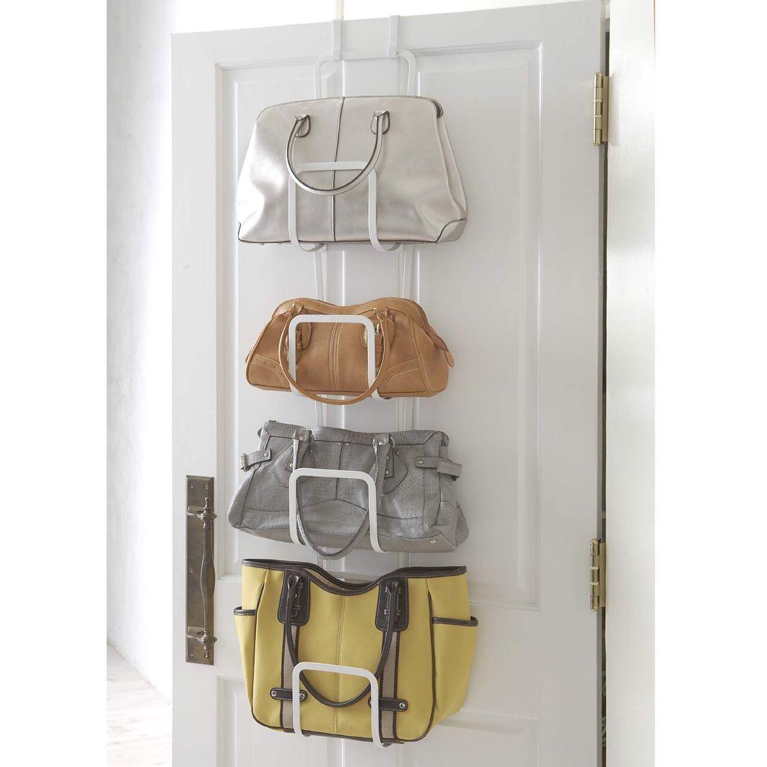 帰ってきて放置 はもう卒業 バッグのスマートな収納法 飾り方教え