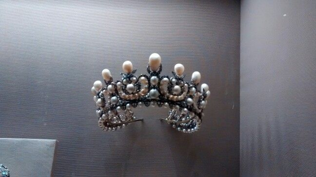 Crown of Napoleón's daugther