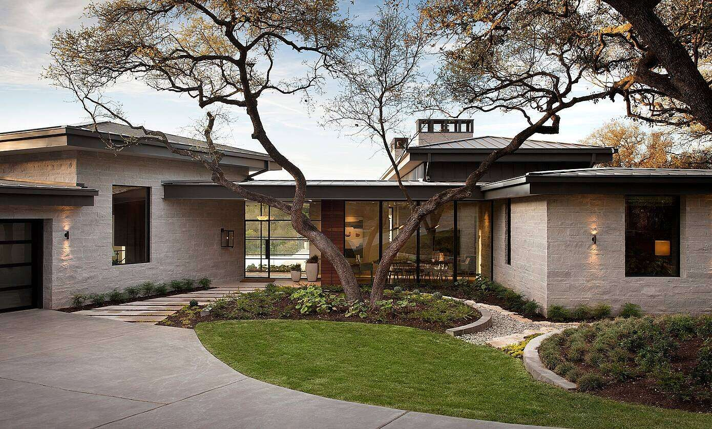 Westview Cliffside By Mccollum Studio Architects In 2020 House Plans South Africa Austin Homes Square House Plans