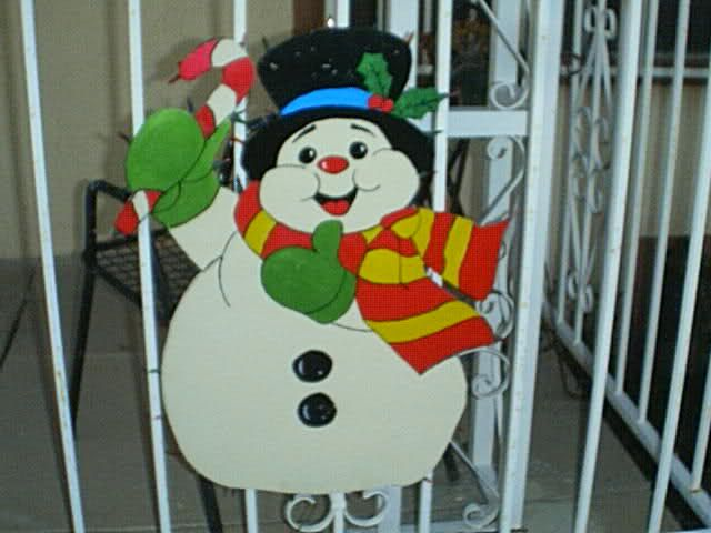 Adornos de navidad en foami para puertas buscar con - Decoracion navidad goma eva ...