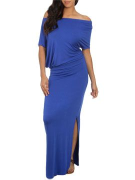 Dolman Maxi Dress from ArdenB.com