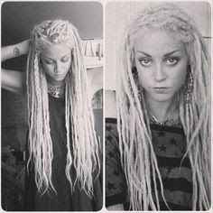 dreads and - google