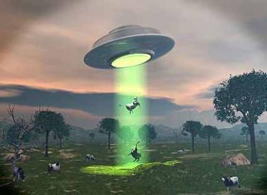 Výsledek obrázku pro ufo and cow