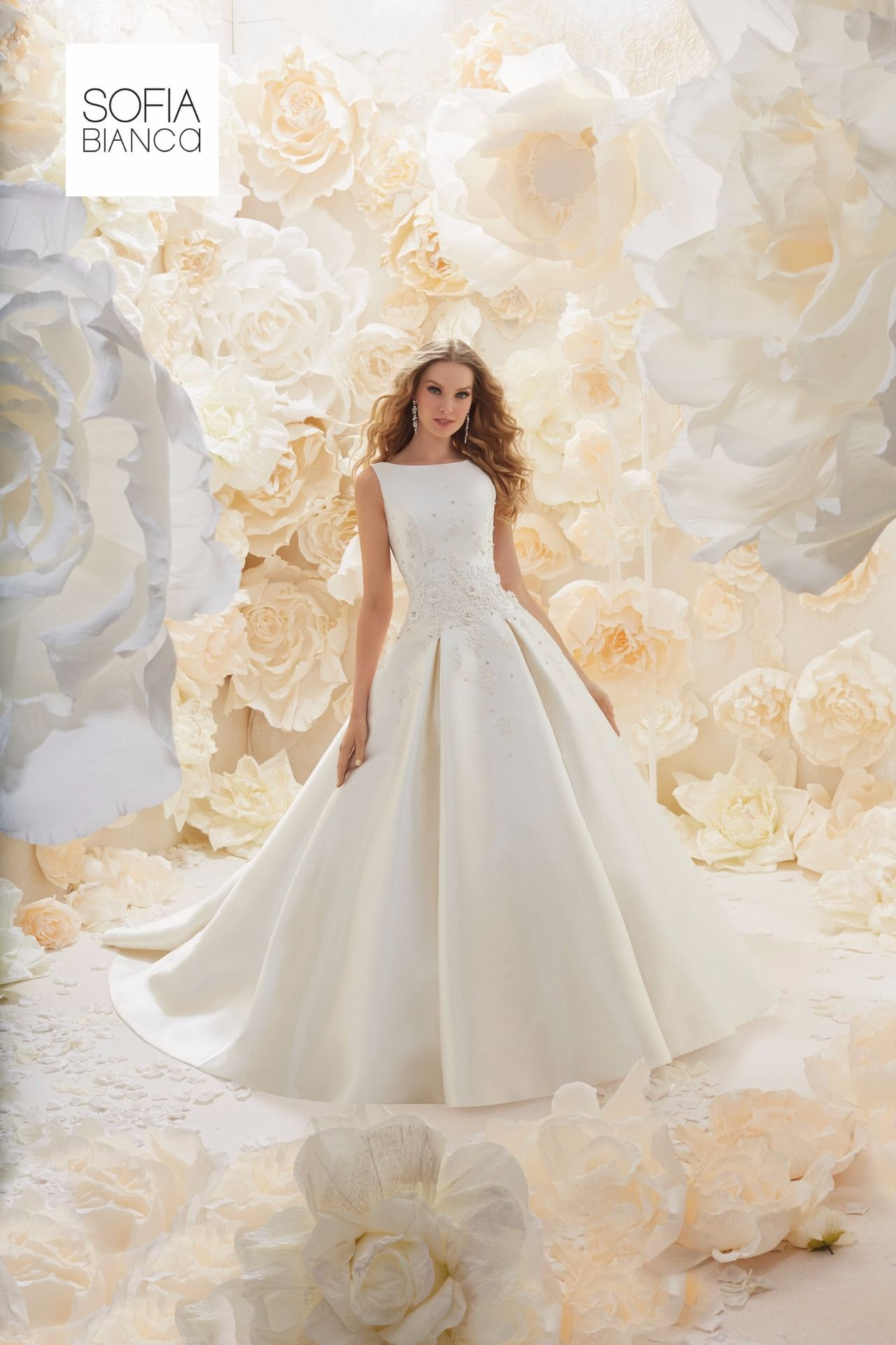 Sofia Bianca Bridal Dresses Newcastle | Brides | Pinterest | Dress ...