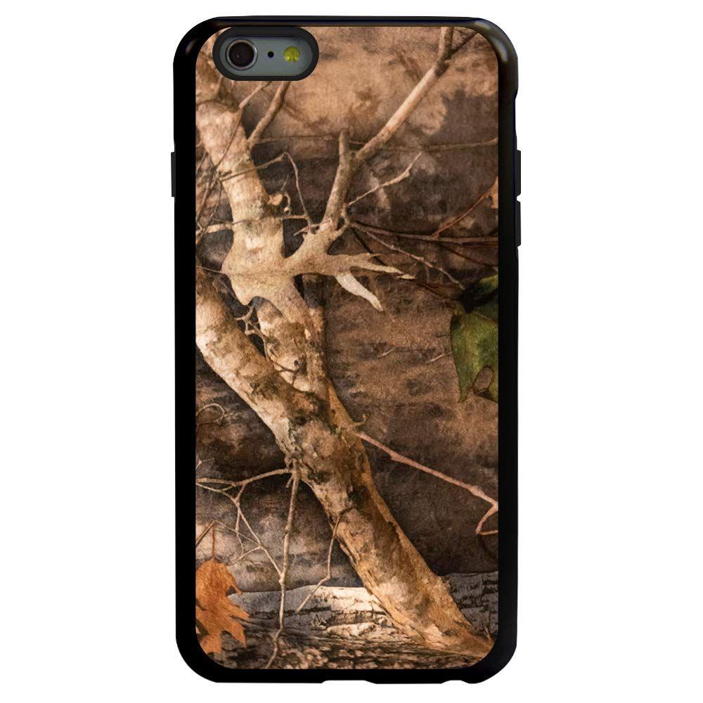Autumn woodland hunting camouflage phone case camo phone