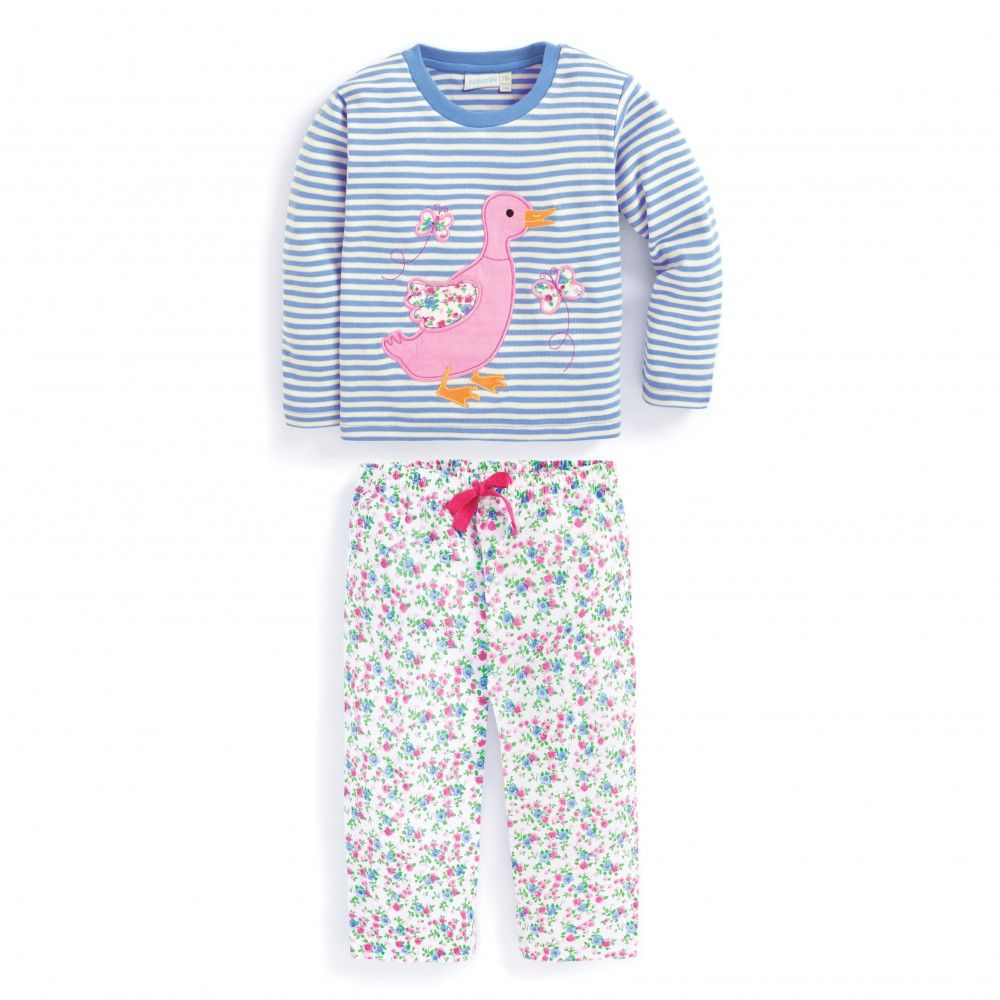 020d270fe59db Girls  Duck Mix   Match Pyjamas