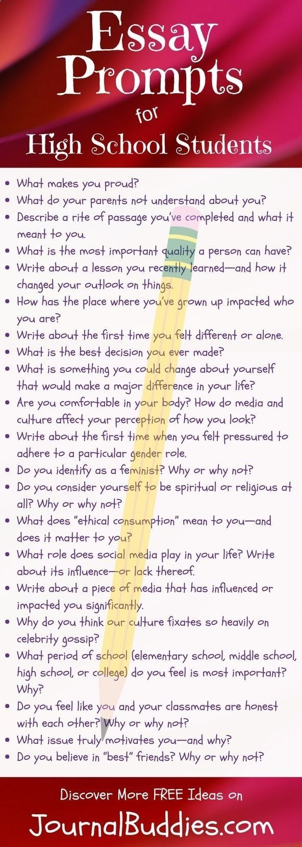 teaching essay writing to high school students