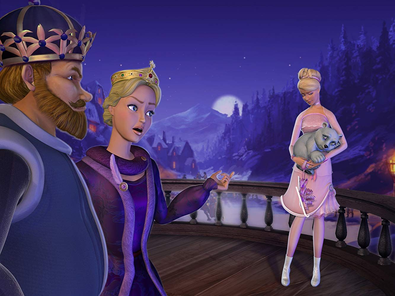 Barbie And The Magic Of Pegasus 3 D 2005 With Images
